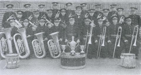 Coburg City Band, 1946