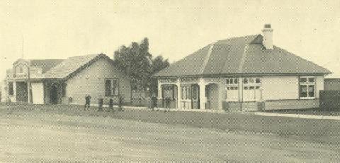 Council Offices, Chelsea, 1938