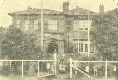 Chelsea School, 1938