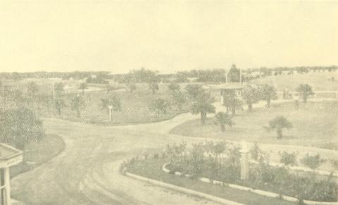 Patterson River Golf Links, General View, Bonbeach, 1938