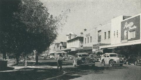 Station Street, Box Hill, 1956