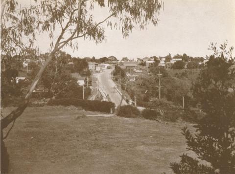Greensborough, 1937
