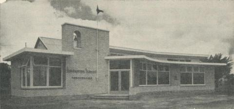 Lutheran School, Tarrington, 1960
