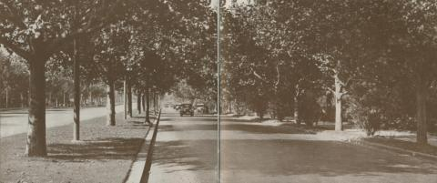 St Kilda Road, 1934