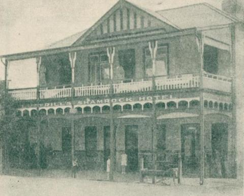 The Shamrock Hotel, Alexandra