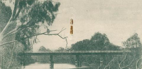Riversdale Bridge, Alexandra