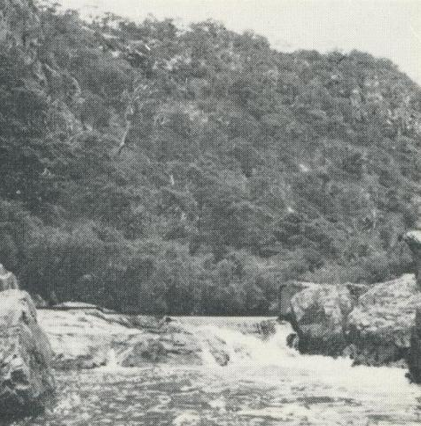 Werribee and Lerderderg Gorges, Bacchus Marsh, 1968