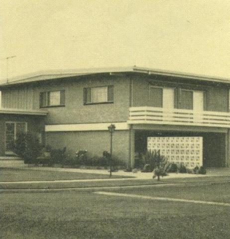 Housing Estates, Bacchus Marsh, 1968