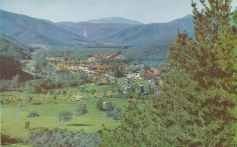 Bright township, c1960