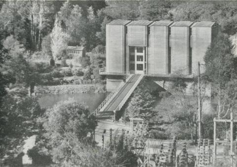 No 3 Power Station, Kiewa, c1960