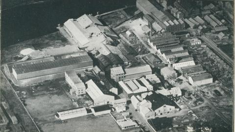 Commonwealth Fertilisers and Chemicals Ltd, Yarraville, 1947