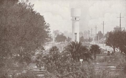 Main Street Gardens, Bairnsdale, 1934