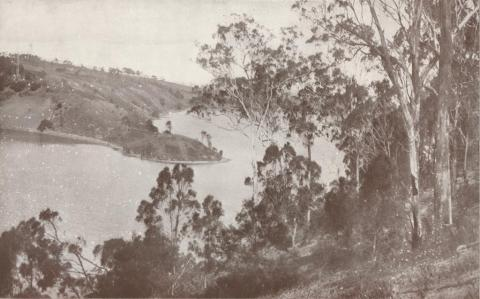 North Arm, Flower Point, Lakes Entrance, 1934