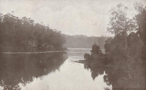 Toorloo Bay, Lake Tyers, 1934
