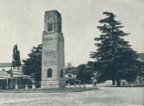 Main Street, Bright, 1951