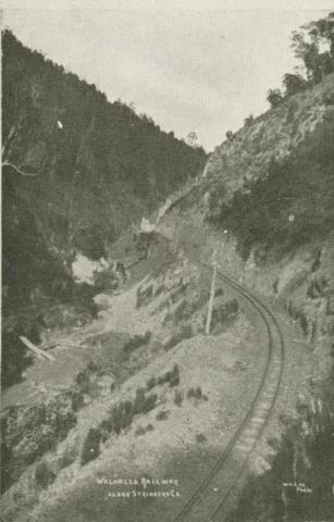Walhalla Railway, c1910