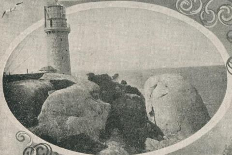 Lighthouse, Wilson's Promontory, 1910