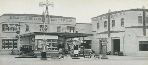 Beaurepaire Tyres, Sale Branch, 1947