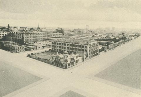 Foy & Gibson Pty Ltd, Collingwood, c1937