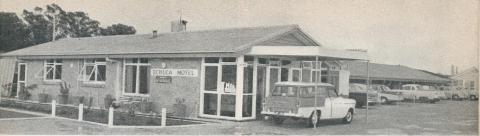 Echuca Motel, 1961