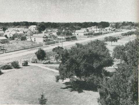 Metropolitan Farm Township, Werribee, 1956