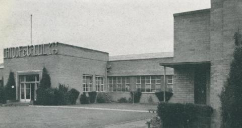 Clothing Production Centre, Benalla, c1952