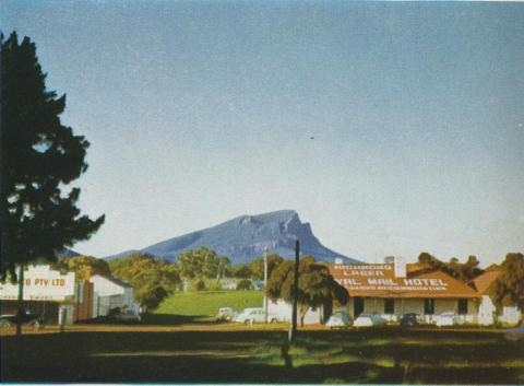 Royal Mail Hotel, Dunkeld, 1958