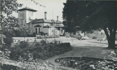 Country Women's Association Club, Toorak, 1958