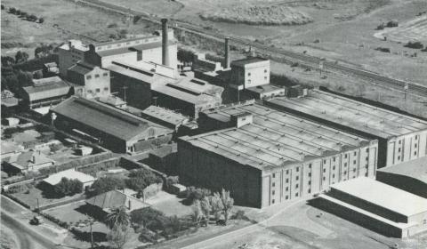 The Corio Distillery, 1965