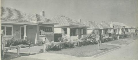 Worker's Homes, Wangaratta, 1960