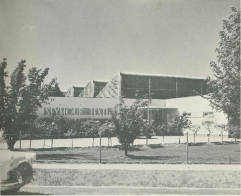 Textile Factory, Seymour, 1960
