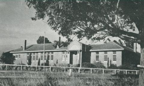 Mirboo North Higher Elementary School, 1955