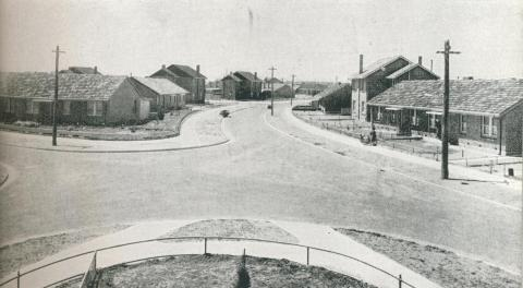 Portion of Fishermans Bend Estate, 1942