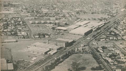 Shepparton Preserving Company, 1969