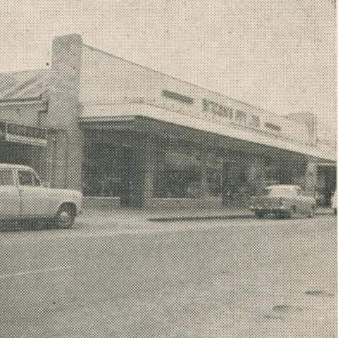 Bitcons General Department Store, Numurkah, 1963