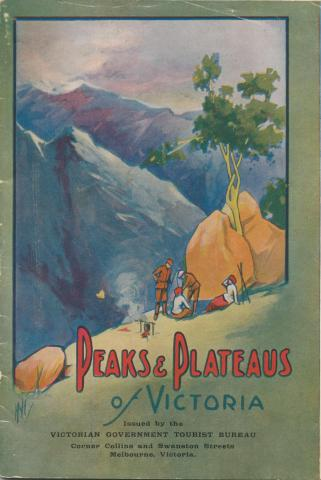 Peaks and Plateaus of Victoria, 1919