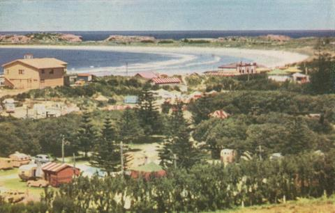 Foreshore development, Warrnambool, c1960