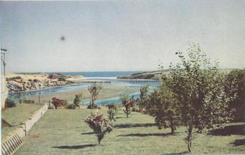 Hopkins River, Warrnambool, c1960