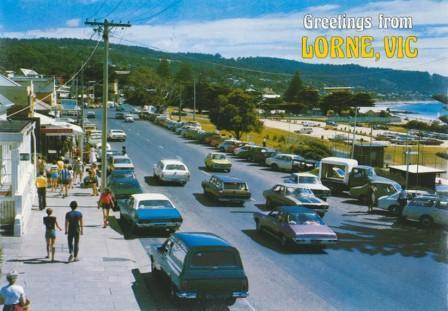 Mount Joy Parade, Lorne