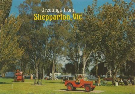 Victoria Lake and John Pick Playgrounds, Shepparton