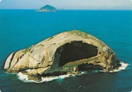 Cleft Rock, Wilson's Promontory