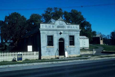 Chewton Town Hall, 1997