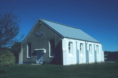 Chewton Uniting Church, 1997