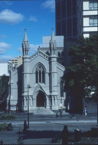 Church of Christ, Melbourne, 1997