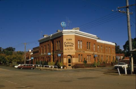 Criterion Hotel, Rushworth