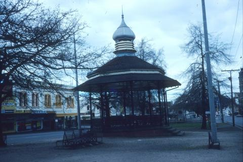 Ballarat Bandstand