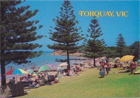 Front Beach, Torquay