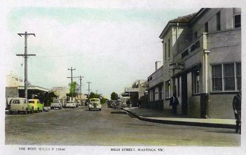 High Street, Hastings, c1940
