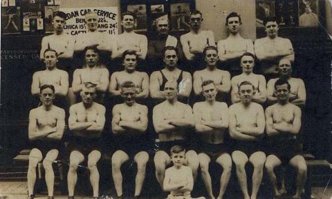 Maryborough Sports Club, c1910