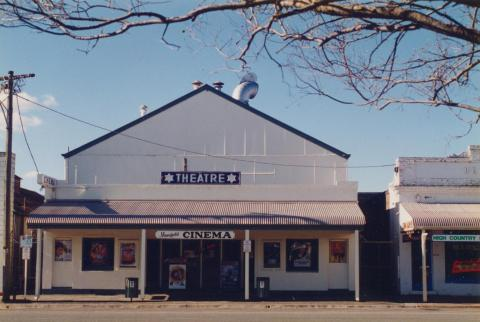 Mansfield cinema, 1997